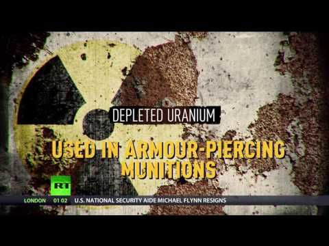 Pentagon Admits Using Depleted Uranium Rounds In Syria, Laying Groundwork for Decades of Birth Defects