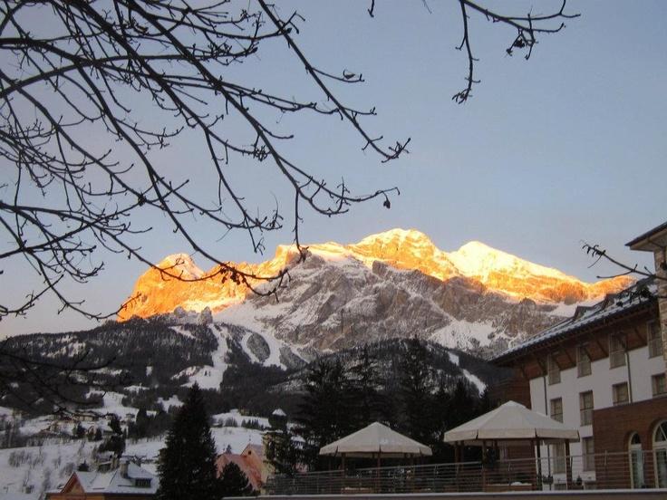 The Dolomite, Cortina D'Ampezzo