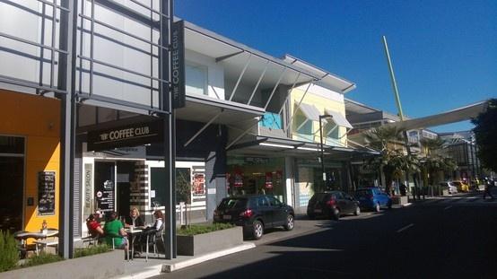 Orion Shopping Centre exterior, Springfield, Australia