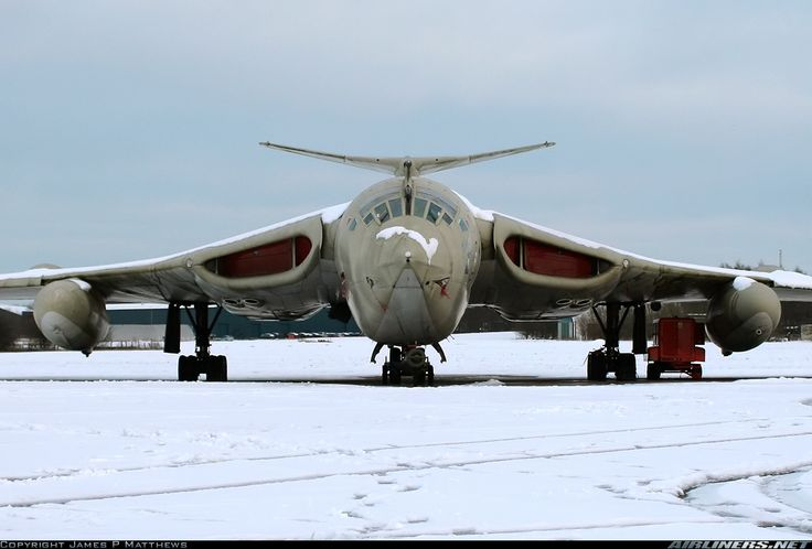 Handley Page HP-80 Victor K2 - UK - Air Force | Aviation Photo #1492142 | Airliners.net