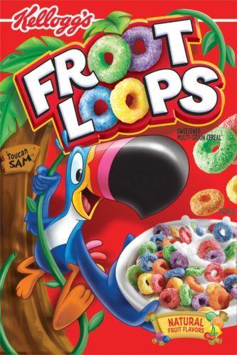 Froot Loops  JUST $0.50 !!!