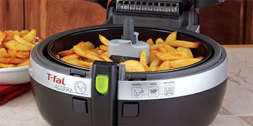 T-Fal Acti-Fry Saucy Chicken with Pineapple