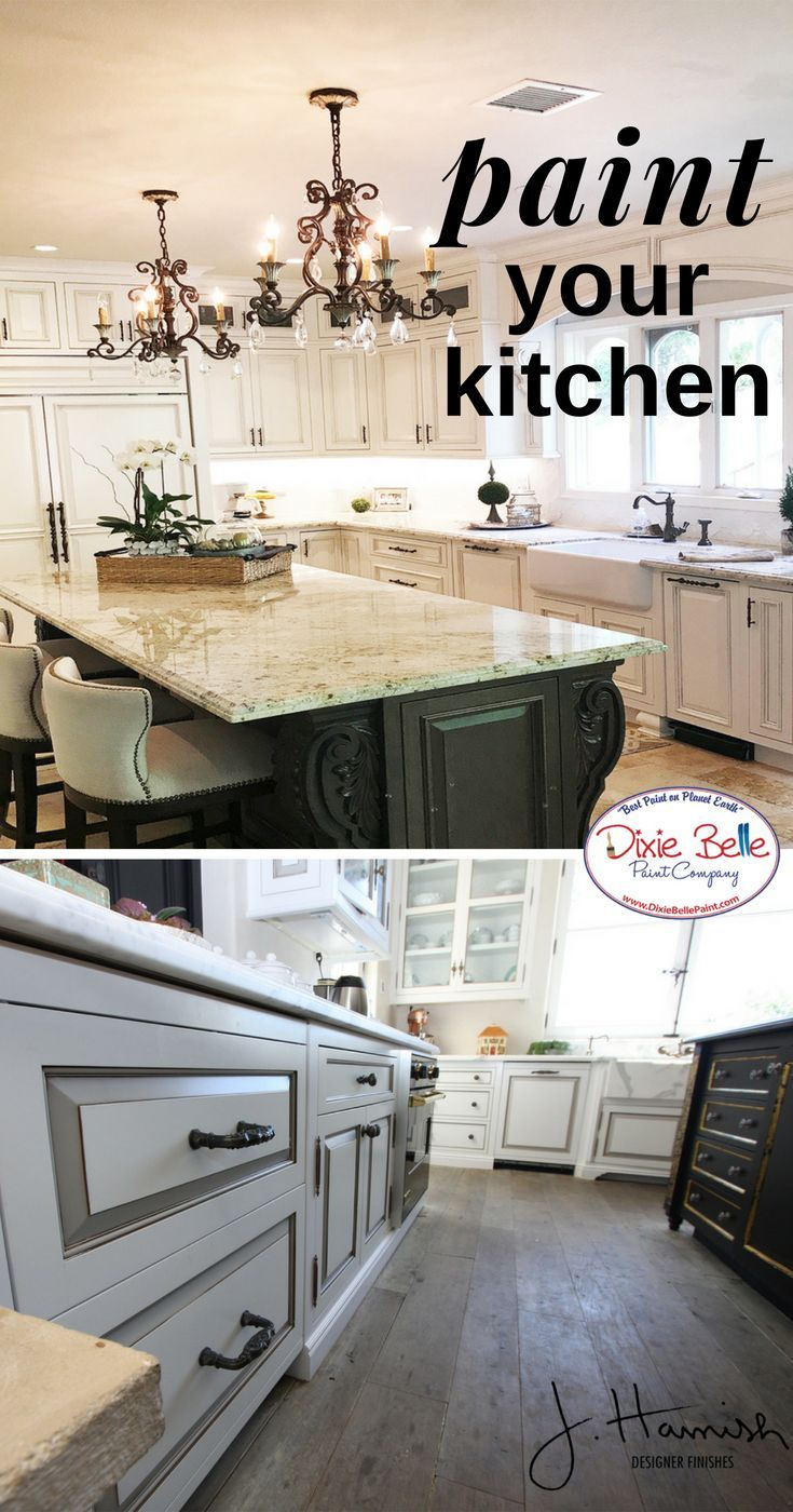 Learn How To Create Craftsman Finishes With Dixie Belle Paint Company Read More On Ou Dixie Belle Paint Chalk Paint Kitchen Cabinets Dixie Belle Paint Company