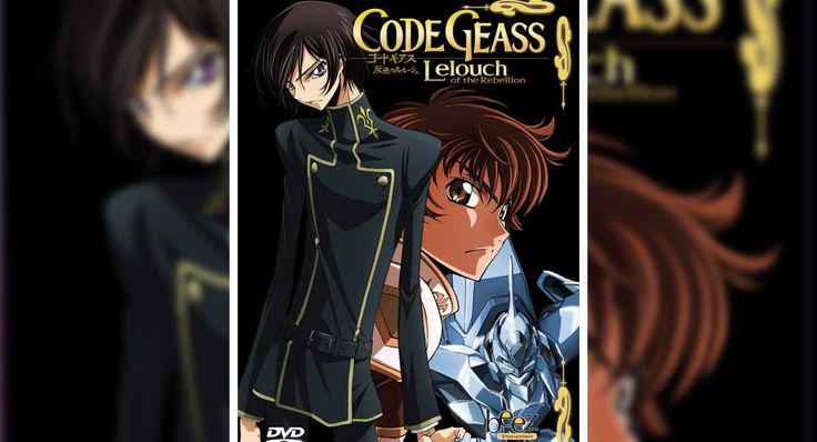 Anime-Serie: Code Geass - Lelouch of the Rebellion Anime