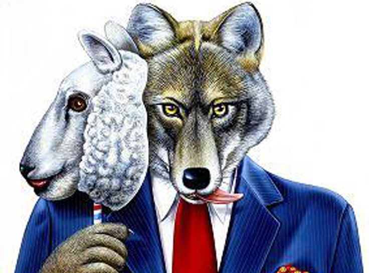 9 sinais de que o seu parceiro é um lobo em pele de cordeiro