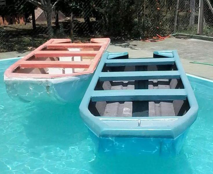 Barco Fibra De Vidro - Preço De Fábrica - R$ 1.600,00