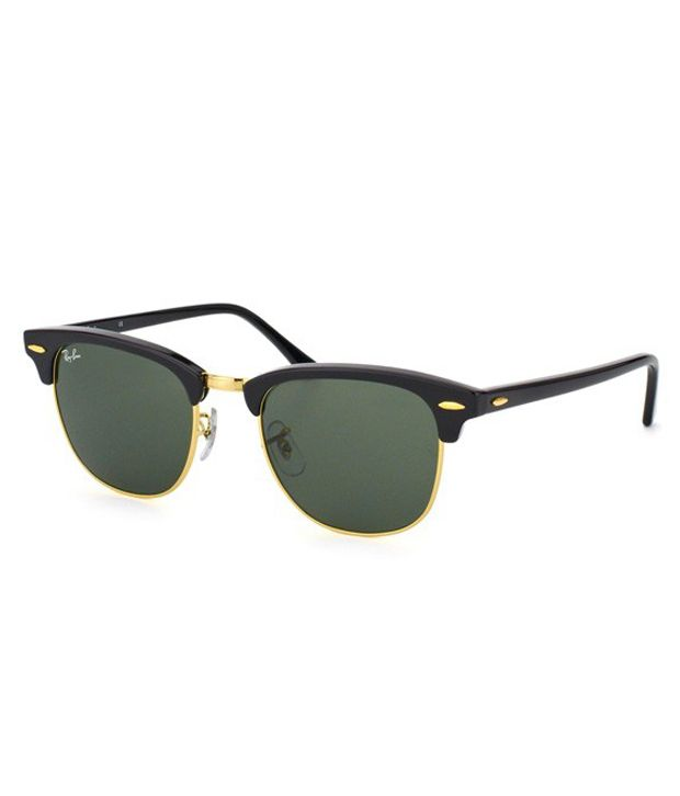 Ray-Ban Rb3016-W0365-51  Clubmaster Sunglasses, http://www.snapdeal.com/product/rayban-rb3016w036551-clubmaster-sunglasses/1942283144