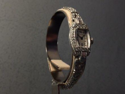 HIROB SOUTH NEWoMan新宿1940's Vintage Tiffany Watch