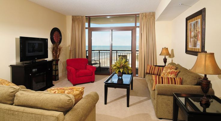 Accommodations and Rates at North Beach Plantation | North Myrtle Beach Rentals