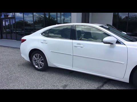 2013 Lexus ES 350 Jacksonville St Augustine Ponte Vedra Palm Valley Fernandina Beach FL PJR899