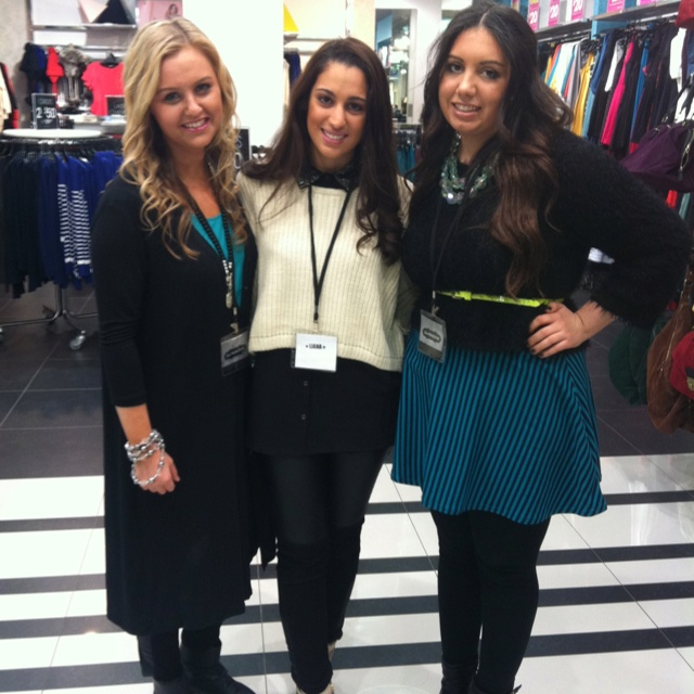 Channeling our inner Victoria's Secret Angels... Candice Swanepoel, Miranda Kerr & Lily Aldridge!
