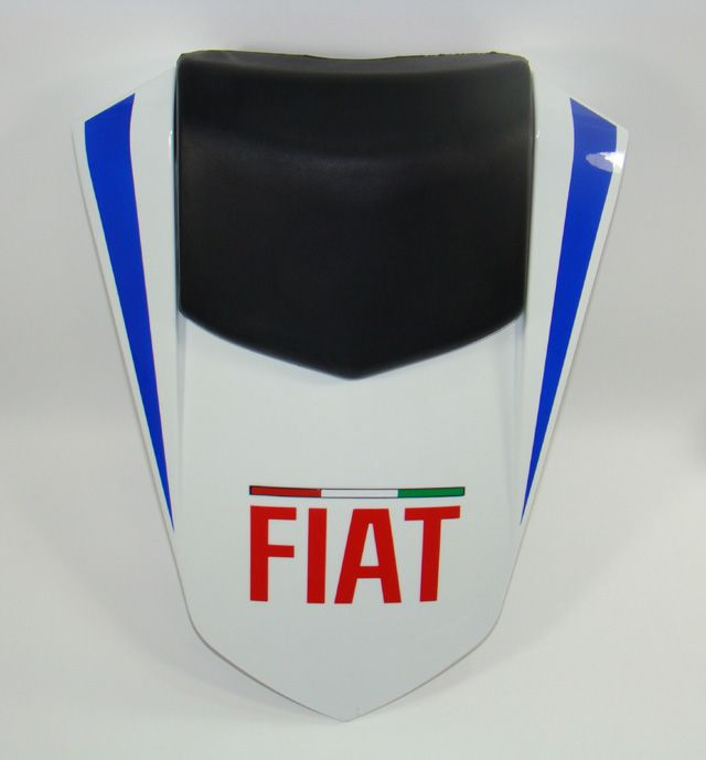 Motorcycle Parts Rear Seat Cover Tail Section Fairing Cowl FIAT For 2007 2008 Yamaha YZF R1