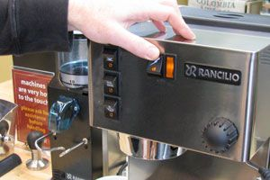 How to steam & brew on the Rancilio Silvia