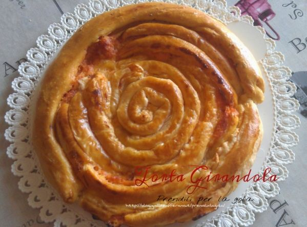 Torta Girandola