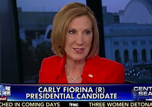 Family Outraged After Carly Fiorina Stole $30,000 In Pay From Campaign Worker Who Died On Job