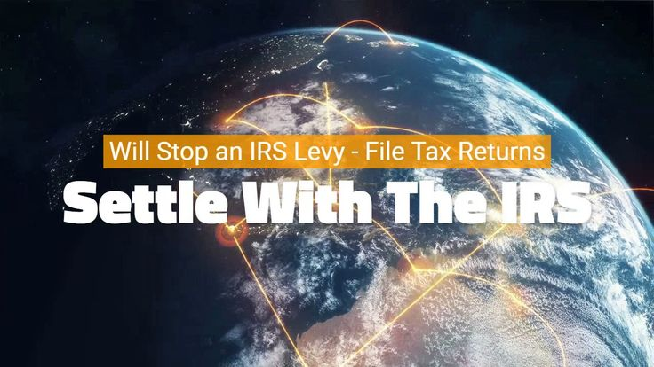 WHEREVER YOU LIVE - IRS TAX HELP
