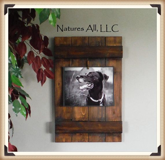 Rustic Home Decor Ideas/Rustic Picture by NaturesAllLLC on Etsy