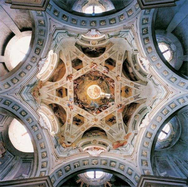 Basílica de Superga -  Turin, Italy, 1717–31, Filippo Juvarra (1678–1736). Piemonte