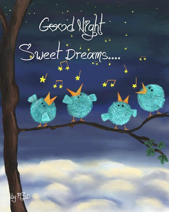 Sleep well and sweet dreams ya..pray all blessings be upon you while you are sleeping.
