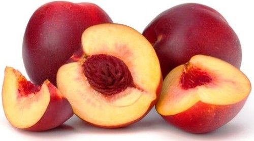 Nectarine is also good source of lycopene and lutein. These phytochemicals are especially beneficial in the prevention of heart disease, macular degeneration, and cancer.