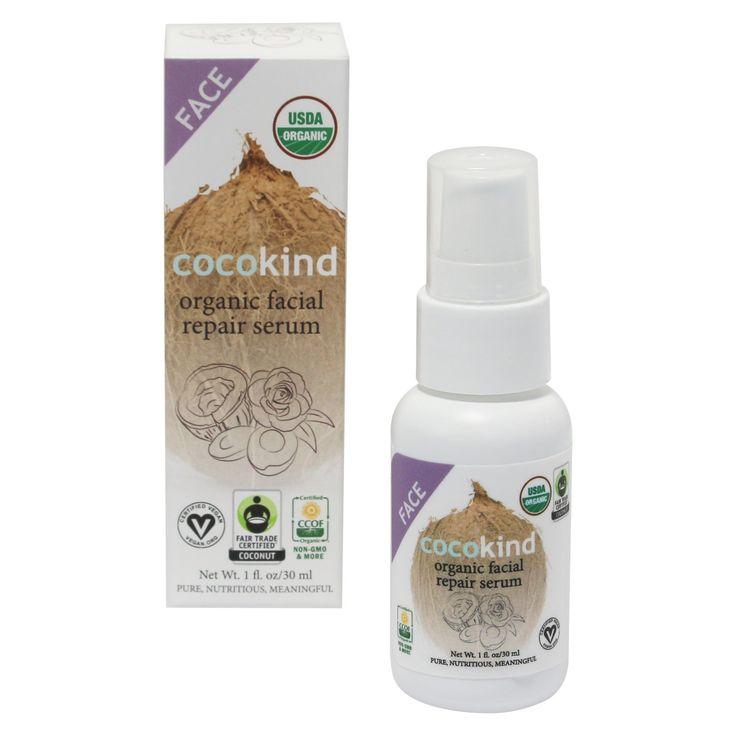 Cocokind Organic Facial Repair Serum 1 oz