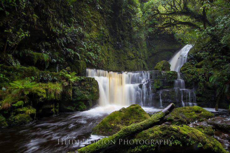 McLean Falls Heidi Horton Photography Catlins