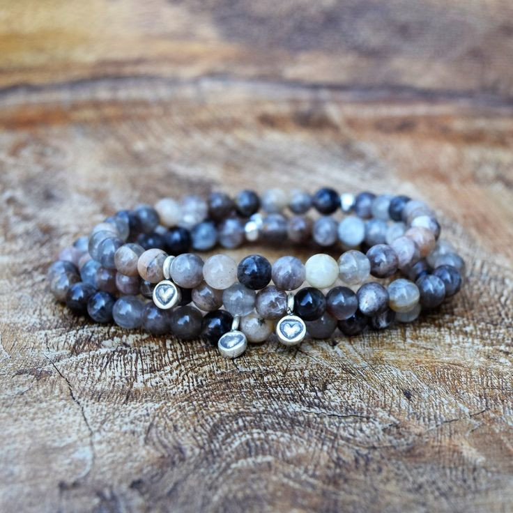 The Friendship Bracelet - Mixed Moonstone
