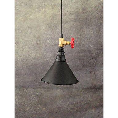 Encontre mais Luzes pingente Informações sobre Jogos de água americano luz pingente de Loft estilo Industrial do Vintage lâmpada de iluminação interior, de alta qualidade lâmpada de aço, soquetes para lâmpadas de luz China Fornecedores, Barato força de luz lâmpadas de JIAHE Lighting Co.,Ltd. em Aliexpress.com