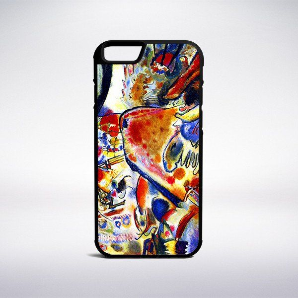 Wassily Kandinsky - Small Pleasures Phone Case – Muse Phone Cases