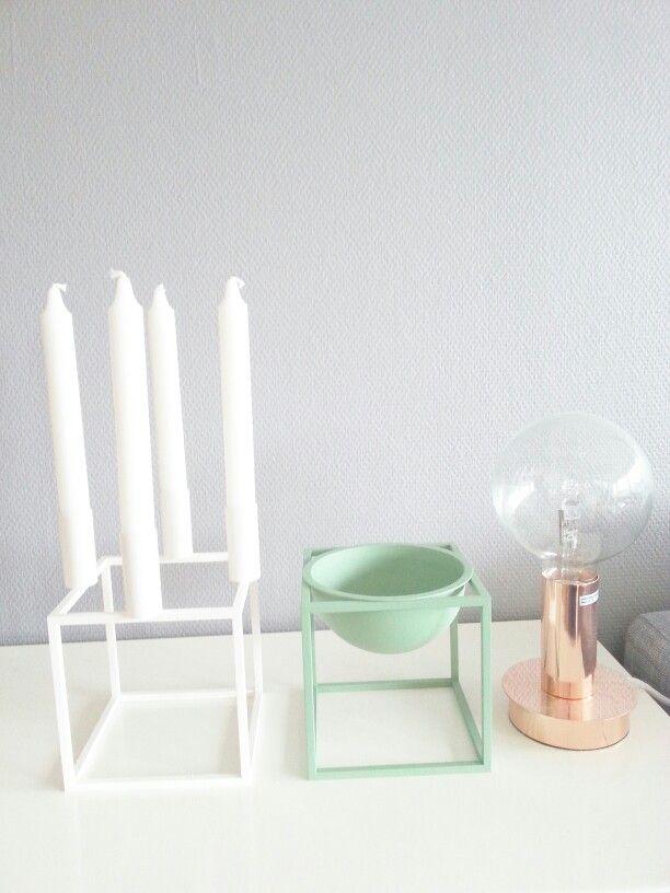 Favourite things! Kubus4 kubusbowl torch lamp