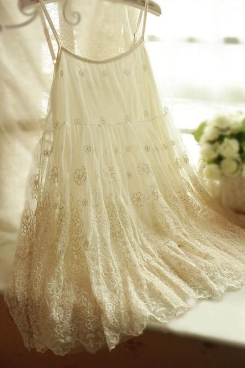 Wedding dress tumblr lace and leather