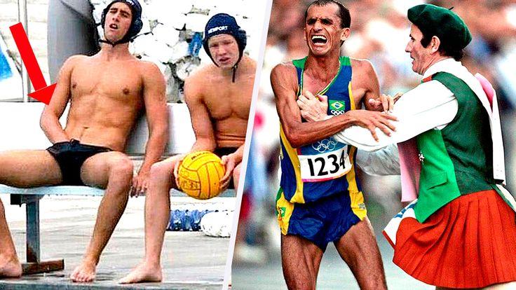 10 Curiosidades insolitas de los juegos Olimpicos