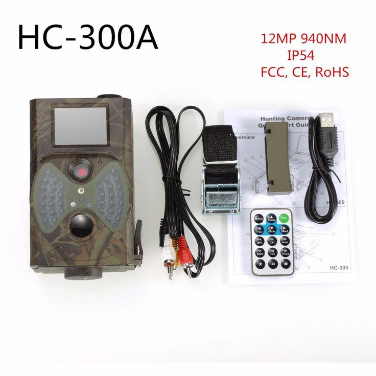Outdoor Suntek HC300 HC-300A Scouting Jagd-kamera 12MP HD 940NM Infrarot Wildlife Nachtsicht IR Trail Cam