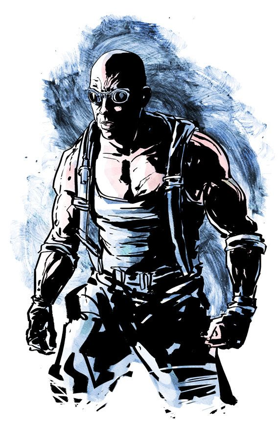 Riddick - Ken Krekeler