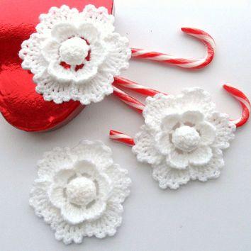 Hand Crochet Braided Natural Linen from CraftsbySigita on Etsy