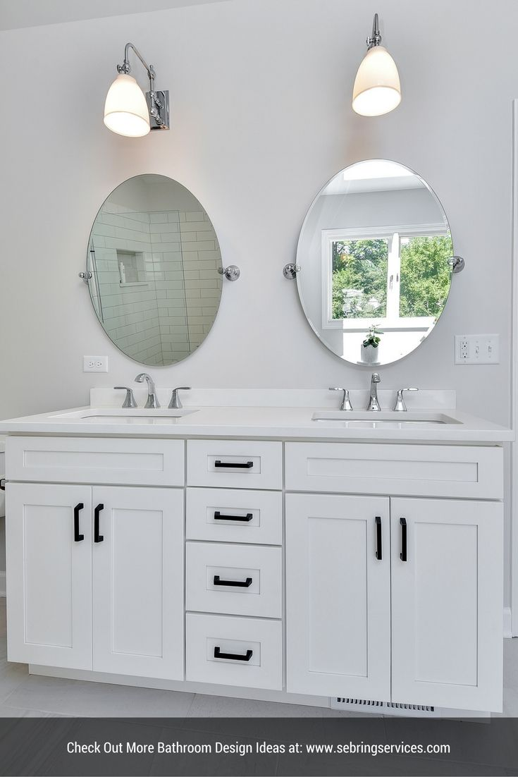 Clean Master Bathroom Project - Warrenville IL