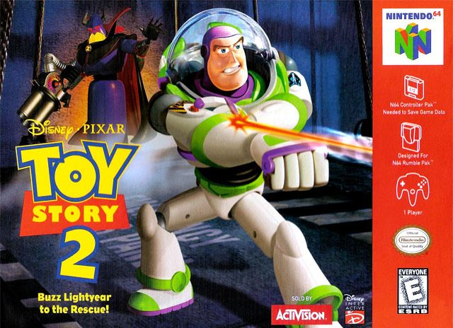 toy story 2 64 | Toy Story 2 Download Grátis / Nintendo 64 / - AG Down - Animes e ...