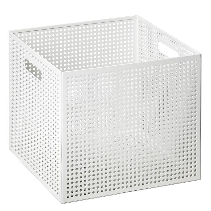 The Box, large, white - Storage furniture - Storage -  The most comprehensive selection of Finnish and Scandinavian design online. All in-stock items ships within 24 hours!