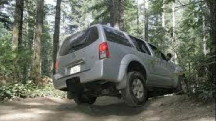 Nissan pathfinder 2007 4x4