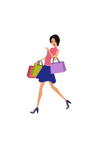 Shopping girl walking vector #girlvector #vectorshopping #vectorshoppinggirl  http://www.vectorvice.com/shopping-girls-vector