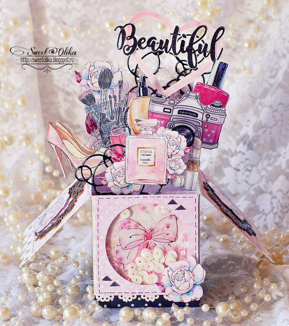 А у меня день Рождения =) - HandMade by Sweet Olika