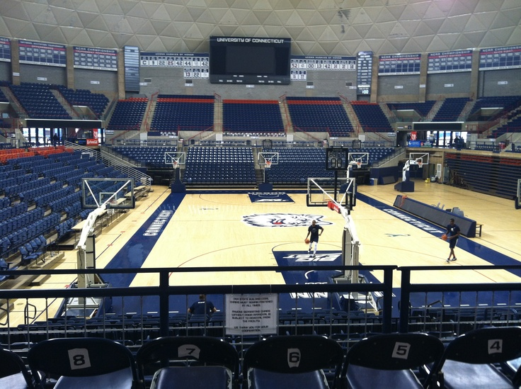 UCONN Basketball Stadium