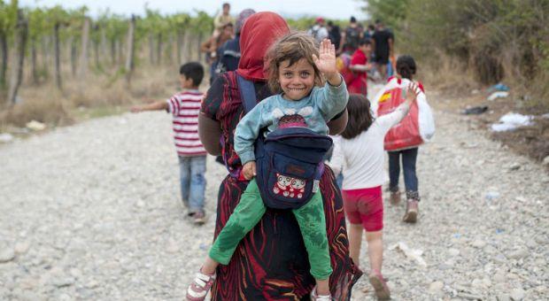 Photos, vidéos, interviews : retrouve un dossier spécial pour tout comprendre sur la crise des migrants en Europe.