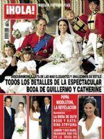 Hola! Magazine [Spain] (18 May 2011)