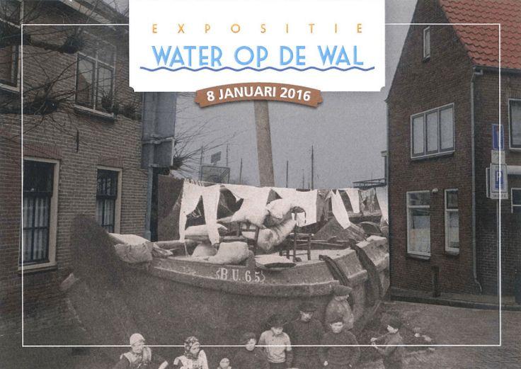 Water op de Wal in Museum Spakenburg te zien t/m 31 maart 2016.