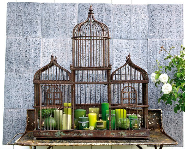 1000 images about jaulas bird cages on pinterest - Jaulas decorativas zara home ...