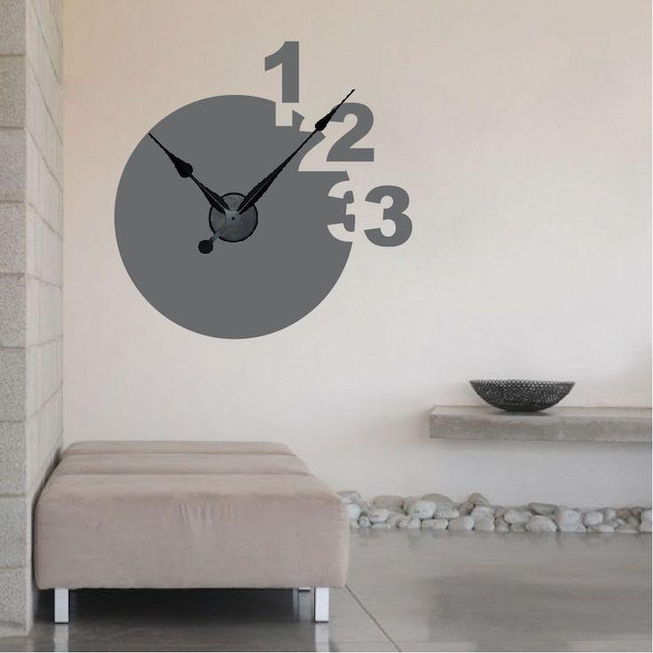 Unique Clock Design _ Trendy Wall Designs