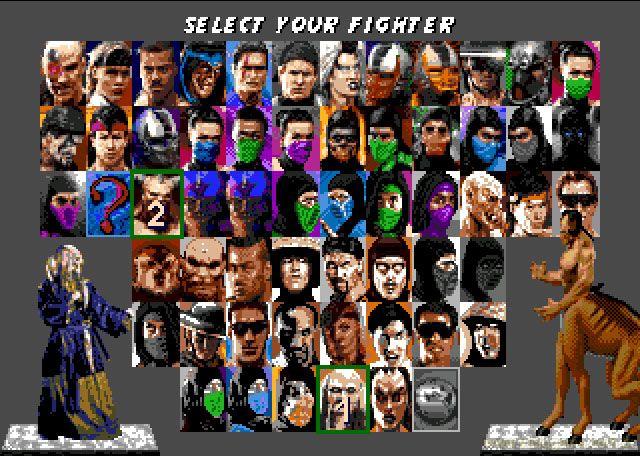 Ultimate Mortal Kombat Trilogy para Mega Drive: tão poderoso que não roda no aparelho.    Leia o artigo completo: http://wp.me/p90oS-bN
