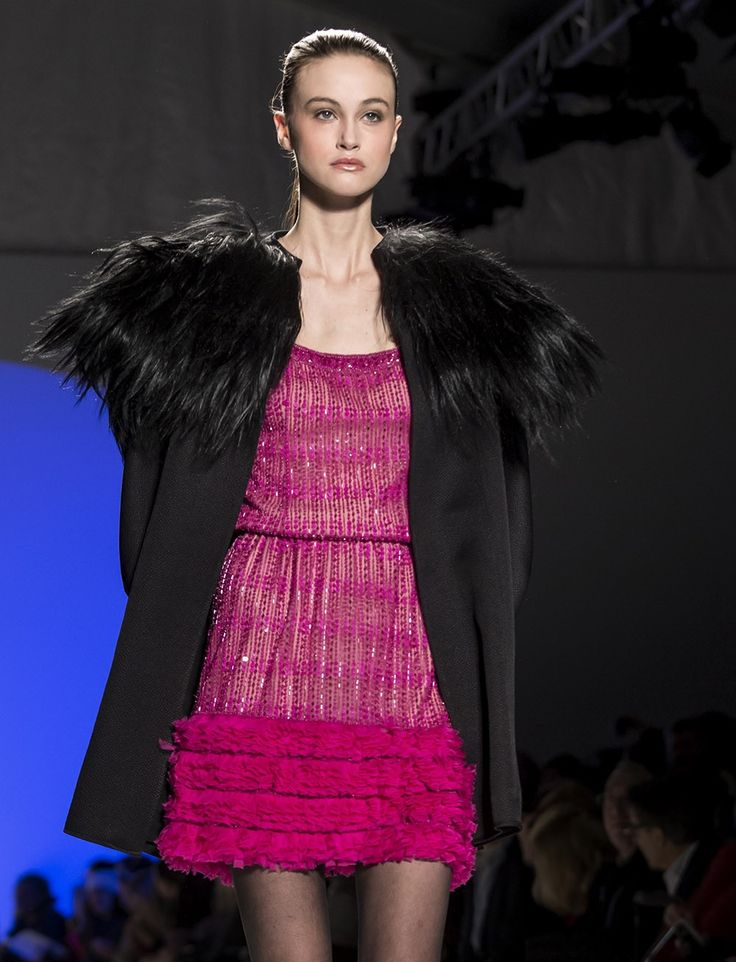 Joanna Mastroianni Show for Fall/Winter 2013, New York