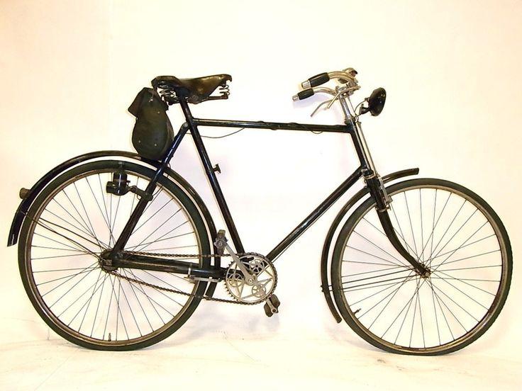 Herrcykel Royal Enfield England, 1920-tal   Bikes -1920 ...